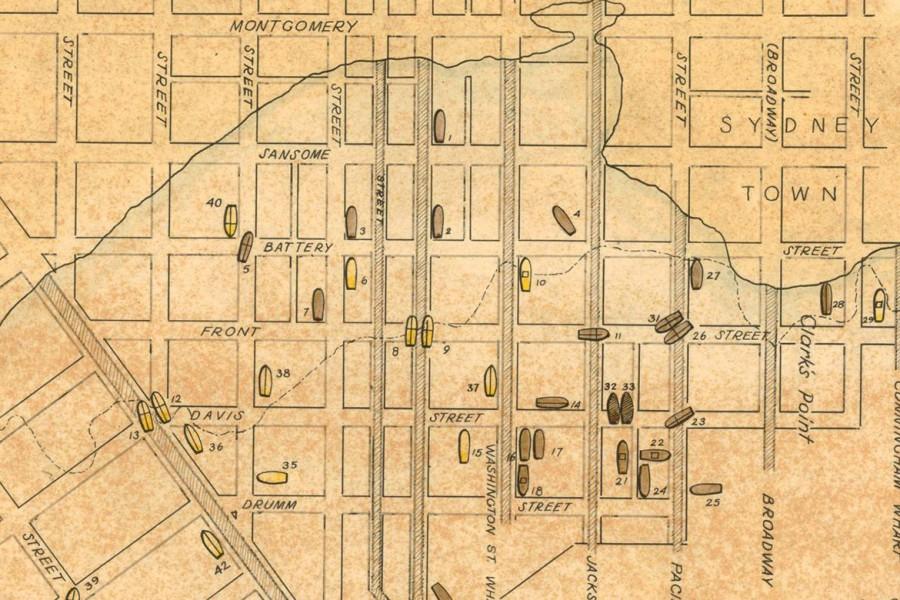 perierga.gr - Μια παράξενη ιστορία για τη δημιουργία της αμερικανικής πόλης.