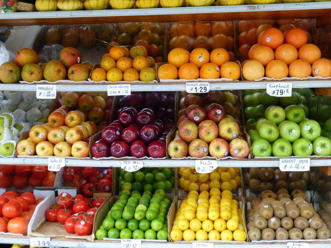 perierga.gr - Η εικασία του Kepler και το στοίβαγμα των φρούτων