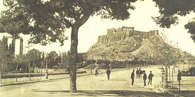 perierga.gr - Από πού πήραν το όνομά τους πλατείες και συνοικίες της Αθήνας;