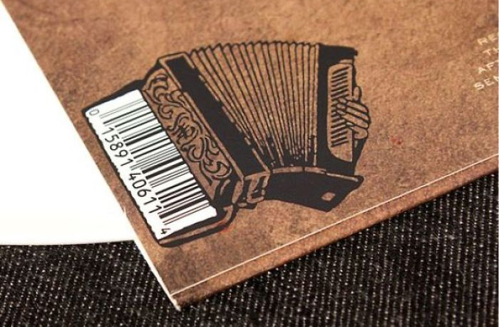 Perierga.gr - Ακόμη και τα barcodes μπορούν να είναι δημιουργικά!