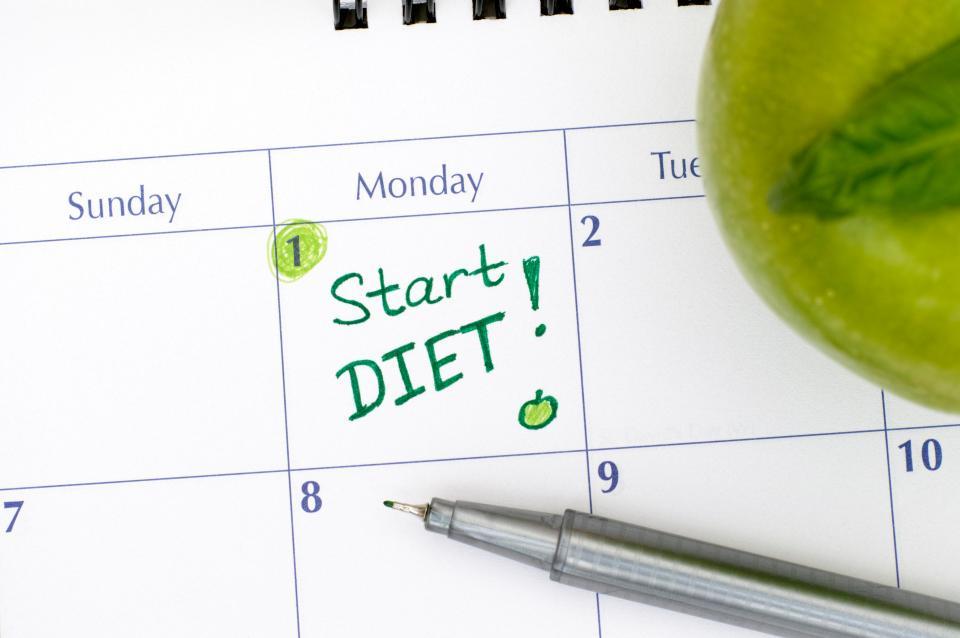 perierga.gr - Γιατί αποτυγχάνουν οι δίαιτες που ξεκινούν Δευτέρα;