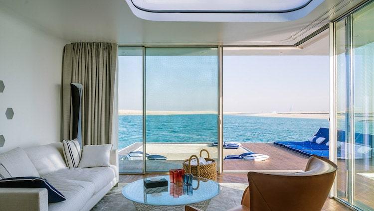 perierga.gr - Υποβρύχιες κατοικίες στο Ντουμπάι προσφέρουν εξαιρετική θέα στο βυθό!