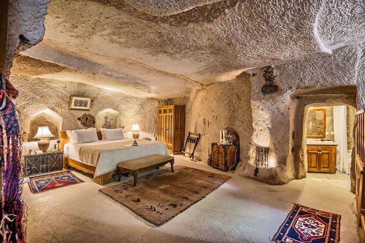 perierga.gr - Υπέροχα ξενοδοχεία σε σπηλιές στην Καππαδοκία!