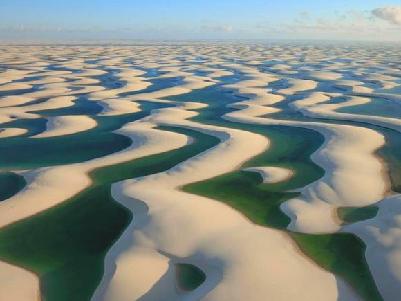 perierga.gr - 20 υπέροχες & ασυνήθιστες εικόνες ερήμων!