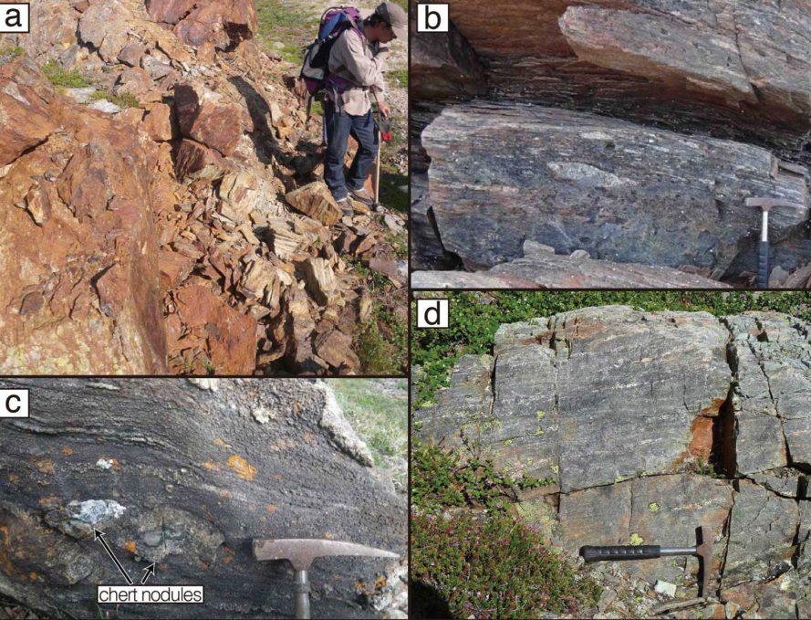 perierga.gr - Βράχια που ανακαλύφθηκαν στον Καναδά κρύβουν την παλαιότερη ένδειξη ζωής!