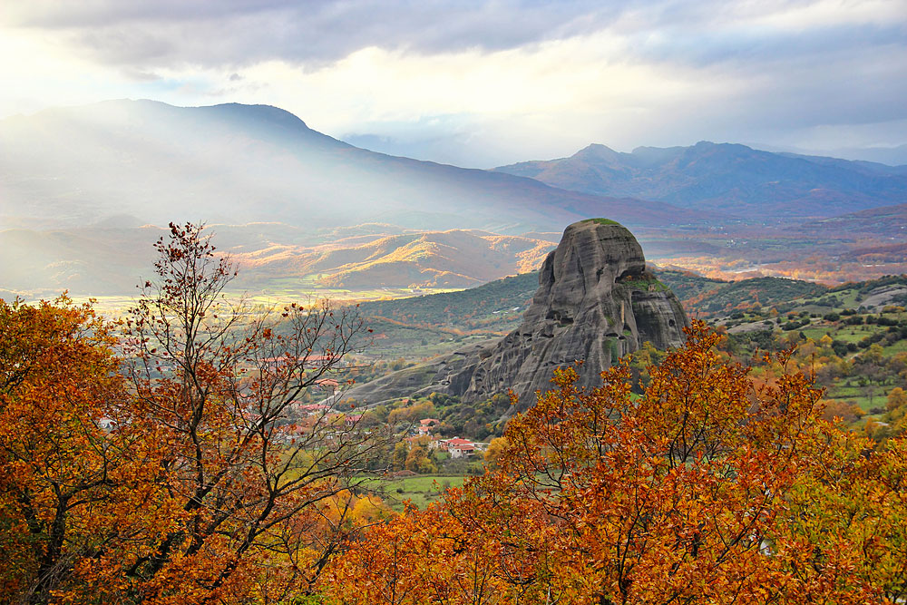 perierga.gr - Οι ωραιότερες φθινοπωρινές αυτοκινητάδες στην Ελλάδα!