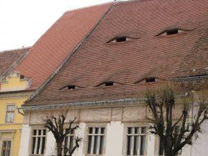 Σπίτια σε ρουμανικό χωριό έχουν... μάτια!