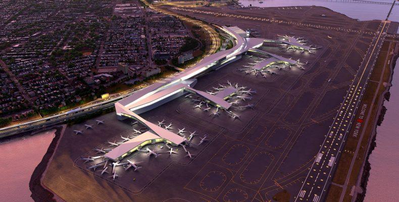 perierga.gr - 9 υπέροχοι σταθμοί αεροδρομίων υπό κατασκευή
