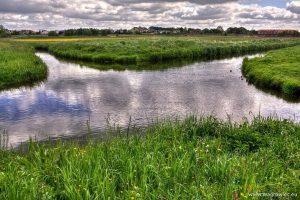 Δύο ποτάμια συναντιούνται χωρίς να ενώνονται τα νερά τους!