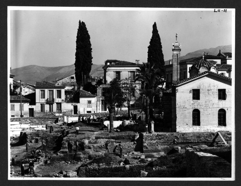 perierga.gr - Η παλαιότερη εκκλησία της Αθήνας
