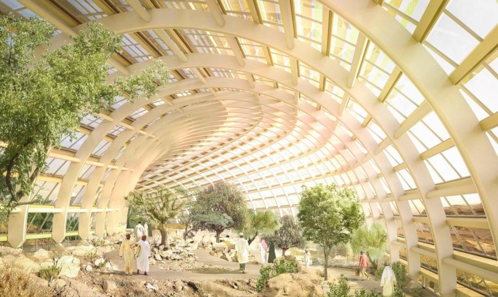 perierga.gr - Ο μεγαλύτερος βοτανικός κήπος στο Ομάν!