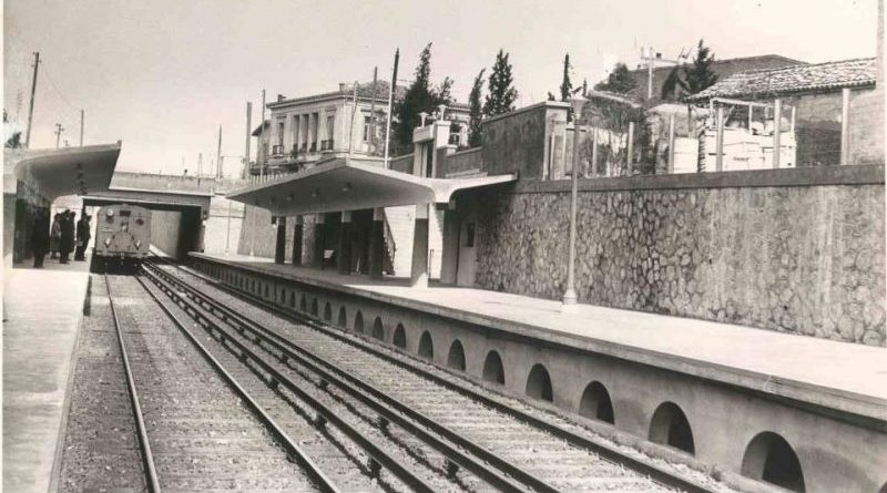 perierga.gr - Αθήνα - Πειραιάς με Ηλεκτρικό πριν από 148 χρόνια!