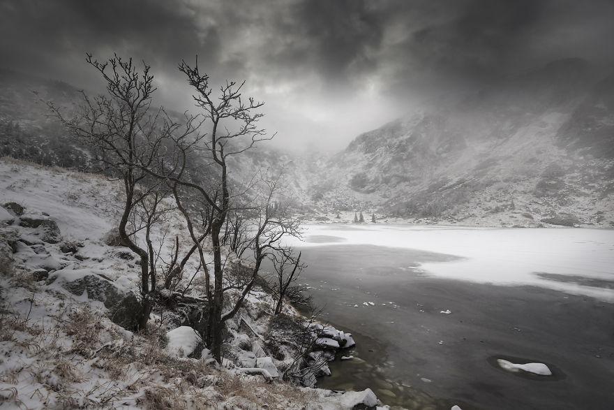 perierga.gr - Μαγευτικός χειμώνας στα πολωνικά βουνά!