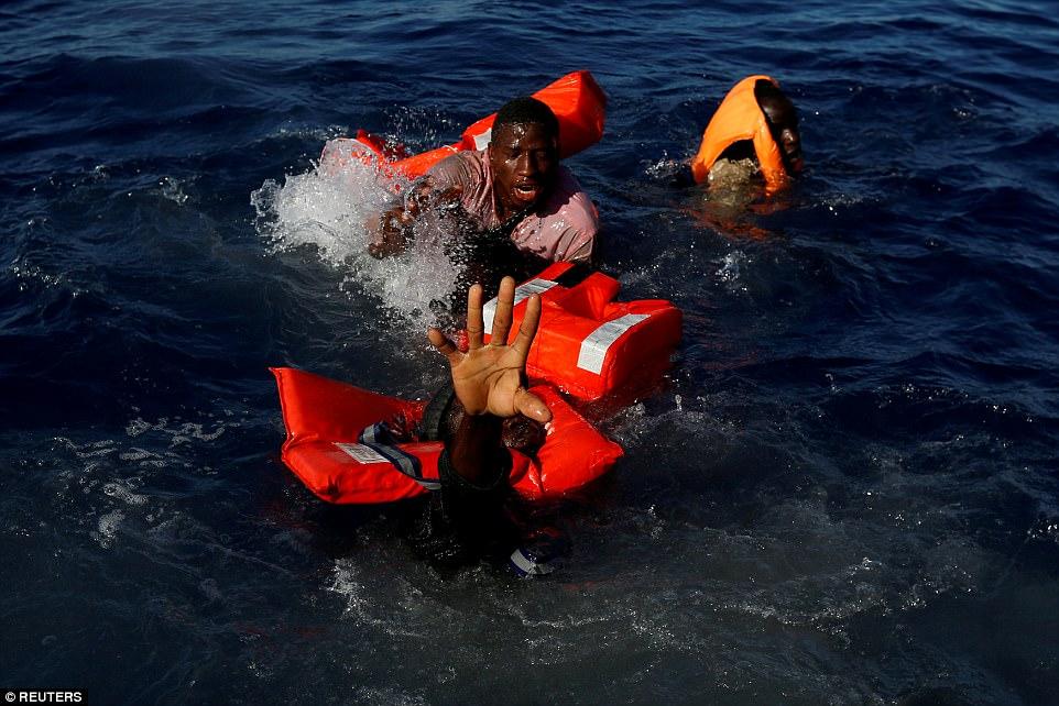 perierga.gr - Απίστευτες φωτογραφίες της χρονιάς 2017 από το Reuters