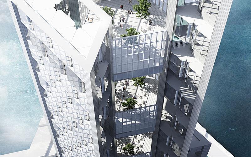 perierga.gr - Ο ψηλότερος ουρανοξύστης στον κόσμο θα κατασκευαστεί στο Τόκιο!