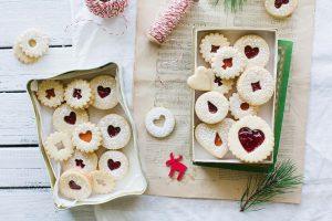 Χριστουγεννιάτικα μπισκότα στον κόσμο!