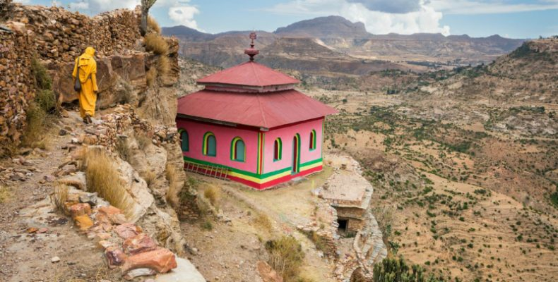"Perierga.gr - Οι εκκλησίες της Αιθιοπίας ""αγγίζουν"" τον ουρανό"