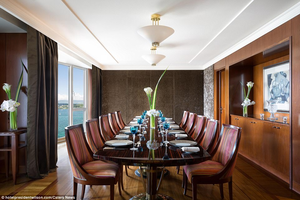 perierga.gr - Η πιο ακριβή σουίτα ξενοδοχείου κοστίζει 68.000 ευρώ την βραδιά!