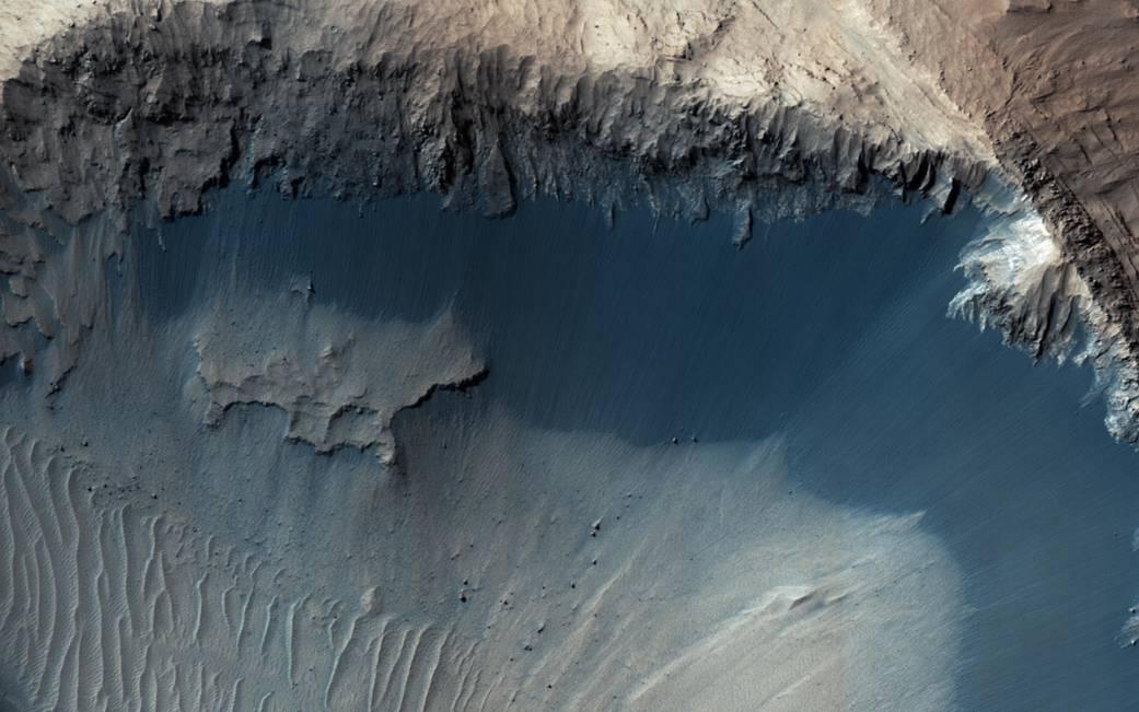 perierga.gr - Η NASA παρουσιάζει νέες εικόνες του Άρη!