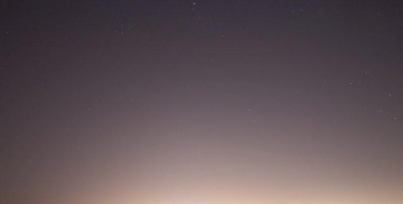 Perierga.gr - Πώς η φωτορύπανση επηρεάζει το νυχτερινό ουρανό