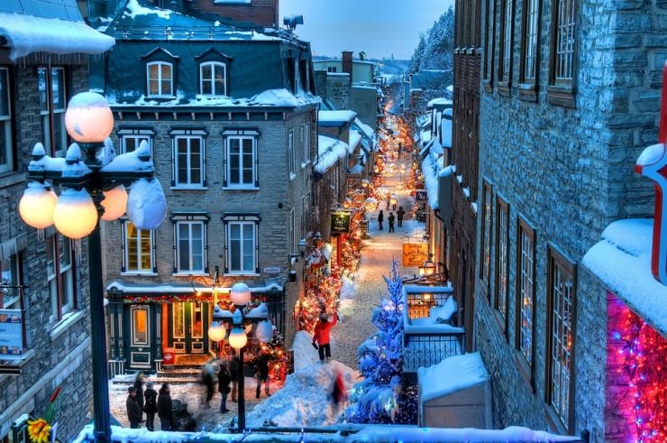 Perierga.gr - Μαγευτικές χριστουγεννιάτικες εικόνες από όλο τον κόσμο!