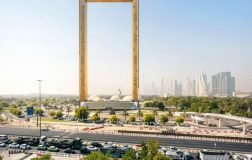 Perierga.gr - Έρχεται η μεγαλύτερη κορνίζα-ουρανοξύστης