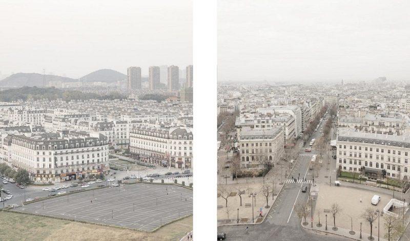 Perierga.gr - Κινέζικη πόλη έχει το δικό της Πύργο του Άιφελ