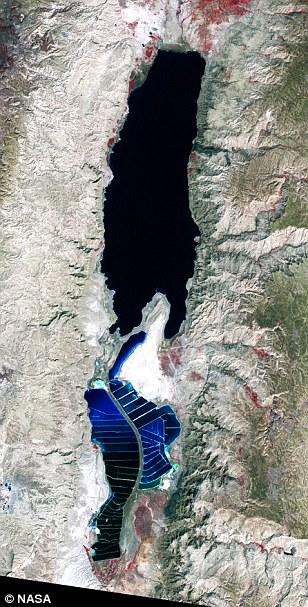 Perierga.gr - Οι λίμνες του πλανήτη εξαφανίζονται χρόνο με το χρόνο