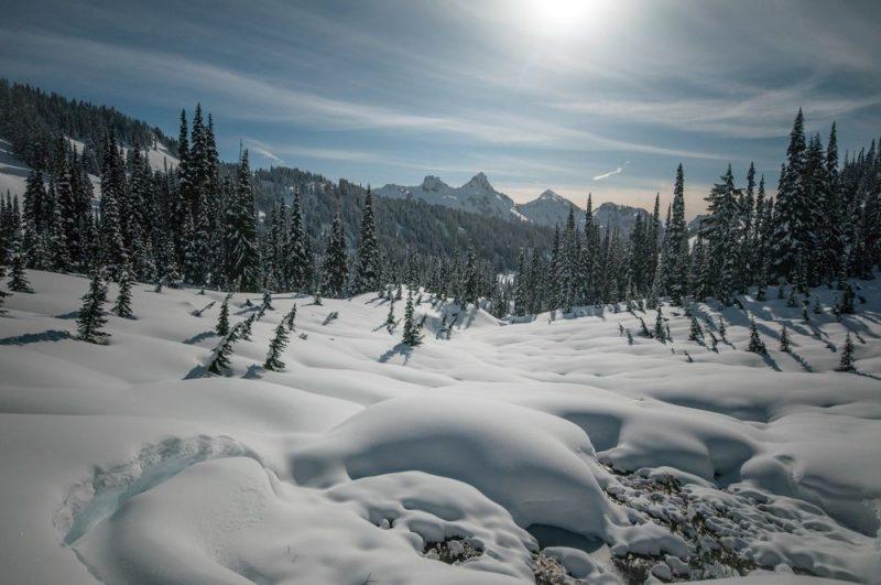 Perierga.gr - Τα πιο...χιονισμένα μέρη πάνω στη γη