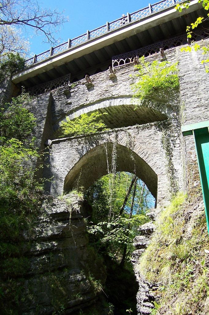 Perierga.gr - Μια γέφυρα που είναι... τρεις!