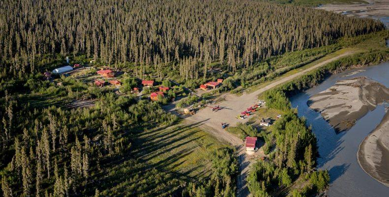 Perierga.gr - Κατάλυμα σε απόσταση 160χλμ από τον πιο κοντινό δρόμο χωρίς τηλέφωνο
