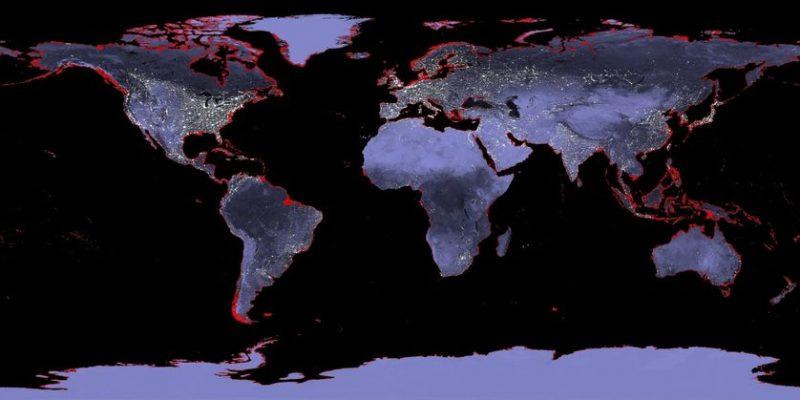 Perierga.gr - 10 Ενδιαφέροντα στοιχεία για την άνοδο της στάθμης της θάλασσας