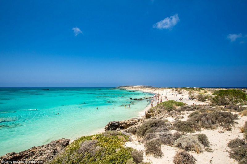 Perierga.gr - Οι κορυφαίες παραλίες του κόσμου για το 2018 από το Tripadvisor