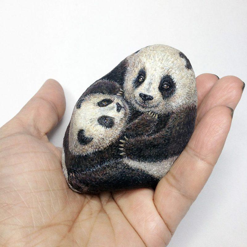 Perierga.gr - Κι όμως αυτές οι εικόνες είναι 3D ζωγραφιές σε πέτρες!