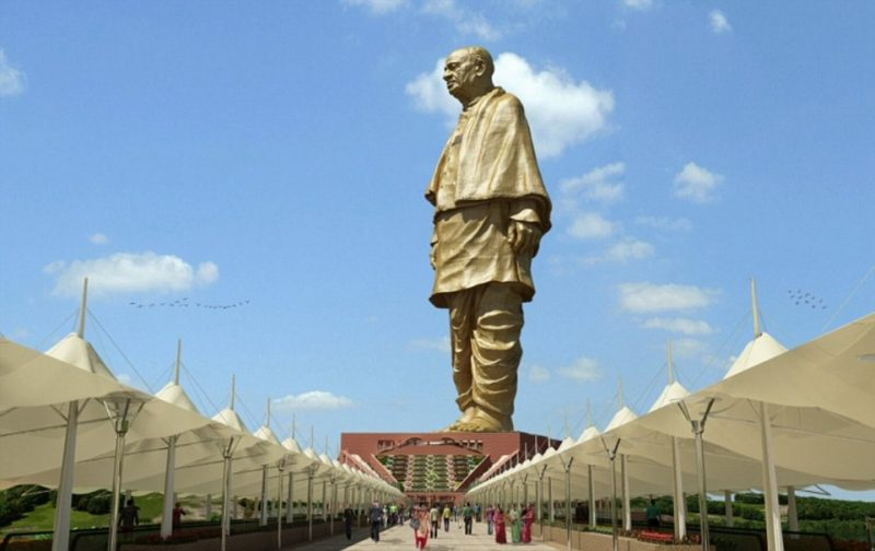 Perierga.gr - Κατασκευαστικό αριστούργημα: Το μεγαλύτερο άγαλμα του κόσμου έρχεται τον Οκτώβριο