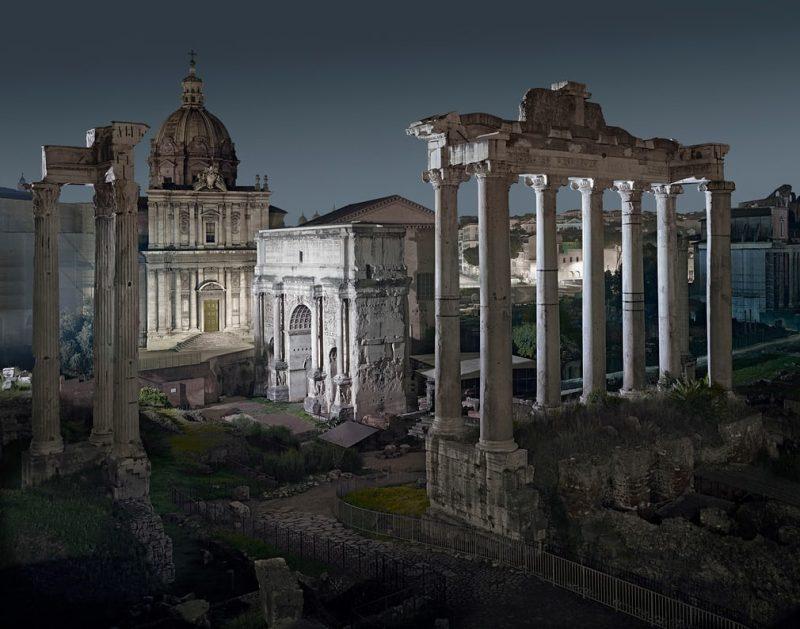Perierga.gr - Αξιοθέατα που μοιάζουν μαγευτικά τη νύχτα