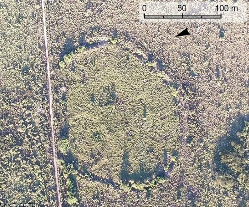 Perierga.gr - Αποκαλύφθηκαν άγνωστα χωριά του Αμαζονίου
