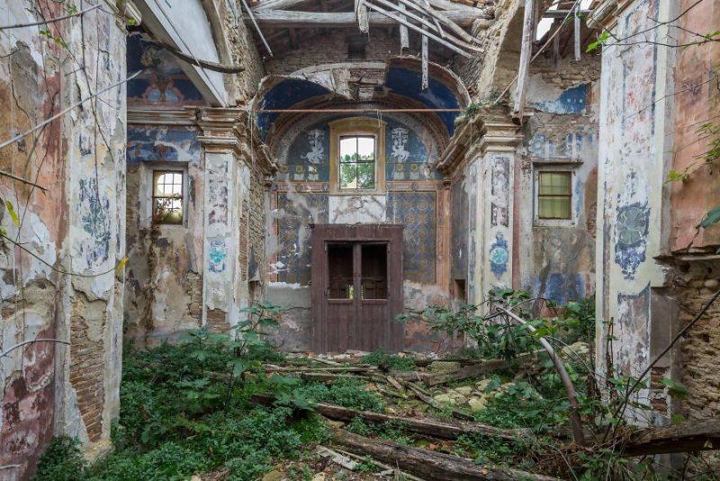 Perierga.gr - Η ασυνήθιστη ομορφιά εγκαταλελειμμένων τοπίων