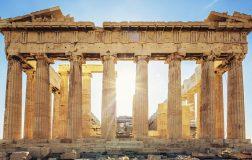 Perierga.gr - Gif με διάσημα ιστορικά κτίρια μας θυμίζουν τις παλιές τους δόξες