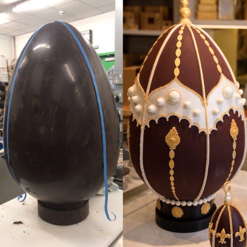 Perierga.gr - Ένα πασχαλινό αυγό που αξίζει 5.700€!