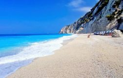 Perierga.gr - Παραλίες και λίμνες με τα πιο γαλάζια νερά- Στην πρώτη θέση μια ελληνική