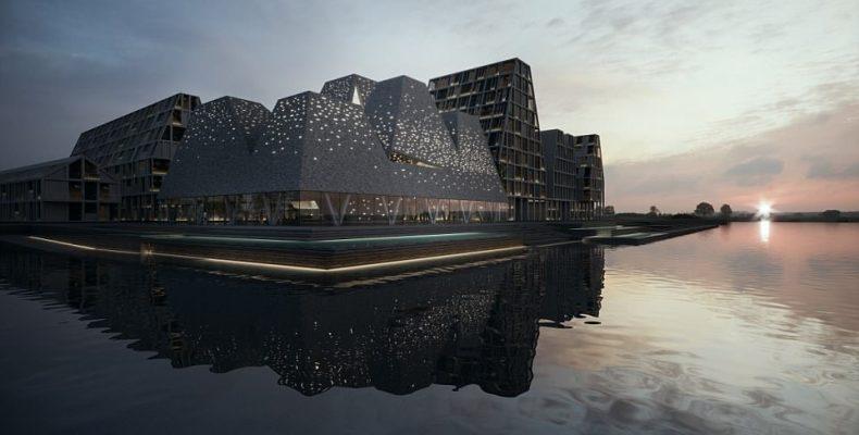 Perierga.gr - Η πιο ασυνήθιστη δημόσια πισίνα θα κατασκευαστεί στην Κοπεγχάγη