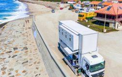 Perierga.gr - Ένα φορτηγό... κινούμενο ξενοδοχείο!