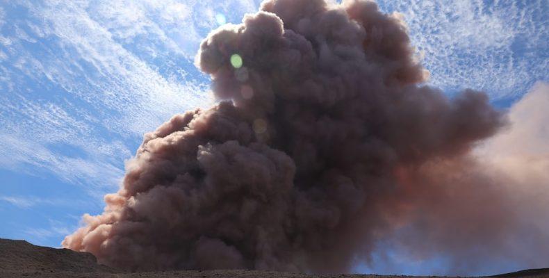 Perierga.gr - Εικόνες από την έκρηξη του ηφαιστείου της Χαβάης