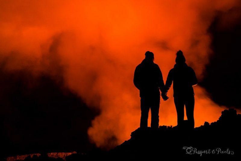Perierga.gr - Στην κορυφή ενός ενεργού ηφαιστείου
