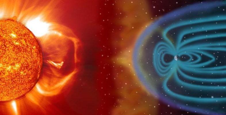 Perierga.gr - H NASA μας «ξεναγεί» στο φαινόμενο της μαγνητόσφαιρας