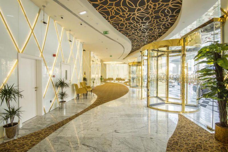 Perierga.gr - Το ψηλότερο ξενοδοχείο στον κόσμο