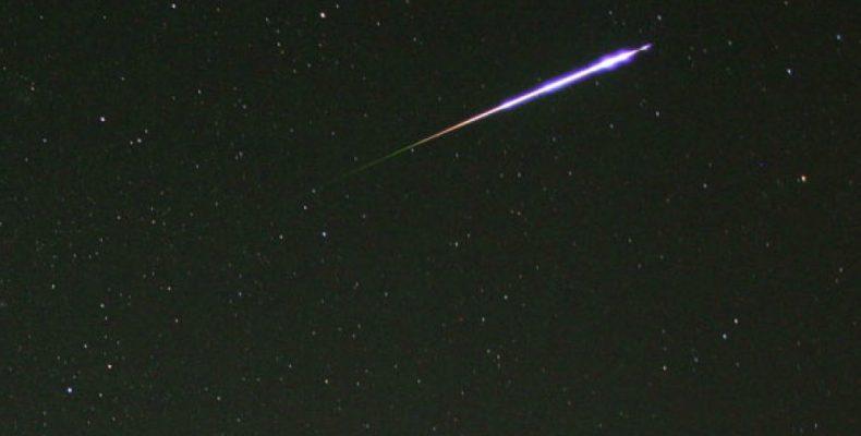 Perierga.gr - Ένας μετεωρίτης... έκανε τη νύχτα μέρα στην Κίνα!