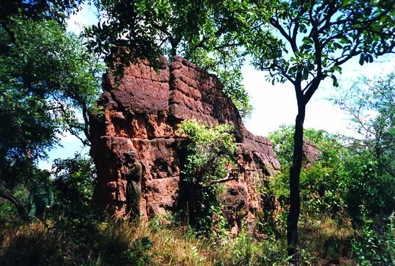 Perierga.gr - Το μεγαλύτερο μνημείο της Αφρικής... παραμένει άγνωστο