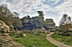 Perierga.gr - Μνημείο 320 εκατ. χρόνων καταστράφηκε σε δευτερόλεπτα